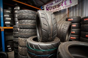 Trackside Tyres - inflation pressures